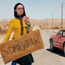 Ni Ni Hitchhikes, le visage de la nouvelle campagne Gucci