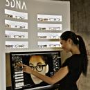 Concept de lunettes sur-mesure Eye-DNA: des évolutions importantes ont été réalisées