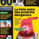 Les produits d'entretien de lentilles de contact pointés du doigt par 60 millions de consommateurs