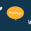 Acui'Post : À la rentrée, parlez à vos clients de la vue de leurs enfants