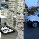 Il transforme son camion en magasin provisoire pour pallier la fermeture du centre commercial
