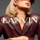 L'icône des années 2000 devient pour la toute première fois l'égérie de la maison Lanvin