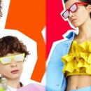 La couleur au centre de la collaboration entre Polaroid Eyewear et MSGM