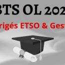 BTS OL 2021: découvrez les sujets et corrigés des épreuves d'ETSO et de Gestion sur Acuité