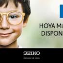 Seiko distribue désormais Miyosmart Vision, le verre de freination de la myopie d'Hoya