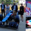 Metaform et partenariat avec Alpine F1 Team: Shamir centre sa rentrée sur l'innovation