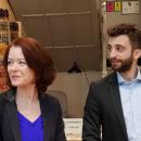100% Santé: point sur la réforme entre le Rof, l'Unsaf et la secrétaire d'État d'A. Buzyn dans un magasin Acuitis