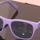 TV Reportage Mido 2015: Des solaires hautes en couleur qui parlent aux chaussures Adidas Originals, signées Italia Independent