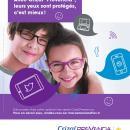 Pour la rentrée, sensibilisez les parents à la santé visuelle de leurs enfants avec Essilor