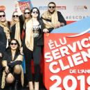 Quelle enseigne a été élue « service client » de l'année 2019?