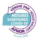 BBGR obtient le label Afnor « mesures sanitaires Covid-19 »