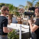 Pour son film Alibi.com, Philippe Lacheau choisi une solaire Damien Fourgeaud
