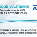 13ème colloque Ariba en octobre 2015: découvrez le programme