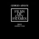 Frames of life de Giorgio Armani à l'honneur de la 2nde édition de Film of City Frames