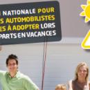 Des tests de vue gratuits sur la route des vacances: sensibilisez vos porteurs!