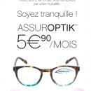 Assuroptik: Normarket et Gras Savoye proposent une assurance vol et casse de lunettes