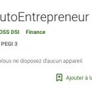 Auto-entrepreneur: une application mobile pour déclarer son chiffre d'affaires et payer ses cotisations