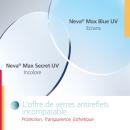 BBGR: Neva Max Secret UV supprime la couleur résiduelle sur les verres