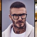 Safilo signe une première collection avec David Beckham