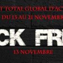 Black Friday des professions de santé: la mobilisation enfle pour le 13 novembre!
