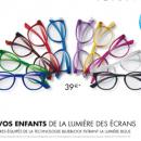 Alain Afflelou protège la vue des enfants avec sa nouvelle collection BlueBlock