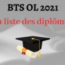 BTS OL 2021: la liste définitive des 2285 diplômés