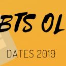 BTS OL 2019: le calendrier des épreuves écrites et orales dévoilé!