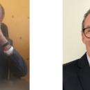 """Les « 3 """"O"""" doivent faire avancer la filière ». Interview du Dr. Bury, ophtalmologiste, et Thierry De Cecco, opticien"""