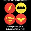 Ophtalmic: une campagne digitale décalée pour parler « lumière bleue »