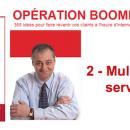 Les Mardis contacto avec Ophtalmic Cie: « Multipliez les services plus! », par Philippe Bloch, conférencier et conseil en entreprise