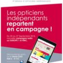 Innovation, produit, service... la CDO signe une nouvelle campagne en faveur des opticiens indépendants