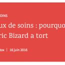 Réseaux de soins: la Mutualité Française contredit Frédéric Bizard