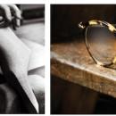 L'art du cuir et de la lunetterie s'allient dans une collection pour hommes, signée Berluti et Oliver Peoples