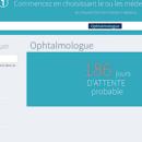 Ophtalmo: Estimer le délai d'attente grâce à un simulateur en ligne