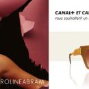 Caroline Abram star du Festival de Cannes avec Canal+