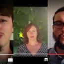 Prêts à voter? Voici les 5 nominés du concours: Devenez l'animateur d'Acuité au Silmo 2015!