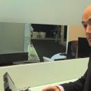 Coup de projecteur chez Cosium au Silmo 2017: la tablette qui dématérialise totalement la table de vente