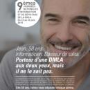 Dépistage gratuit de la DMLA jusqu'au 26 juin. Informez vos porteurs!