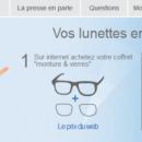 Le site de vente en ligne Easy-verres propose une offre de lunettes sans reste à charge…