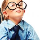 Le nombre de jeunes enfants portant des lunettes progresse