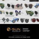 Votez pour les lunettes solaires de demain avec Essilor Sun Design Contest