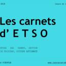 « Les carnets d'ETSO »: 2 nouveaux livres pour les étudiants de 1ère et 2e année de BTS OL