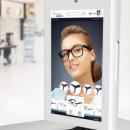 Votre magasin connecté avec Owiz Mirror par FittingBox