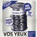 « Vos yeux ne sont pas des petits pois! », la 2ème édition du journal Vision Santé