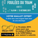 Les opticiens Optic 2000 prennent le départ des Foulées du Tram pour soutenir l'AFM-Téléthon