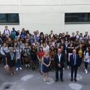 Gilles Demetz: opticien et ancien élève, parraine la promo de BTS OL 2019-2021