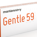 Mark'Ennovy présente sa lentille mensuelle Gentle 59