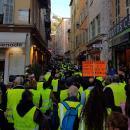 « Gilets jaunes »: des exonérations fiscales pour les commerçants affectés par le mouvement