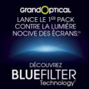 GrandOptical: un nouveau traitement contre la lumière bleue et une offre promotionnelle