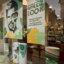 « Green Look », nouvelle campagne du service « vitrines by Luz »